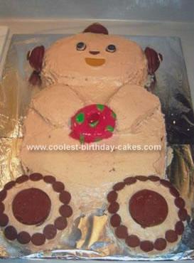 Makka Pakka Cake