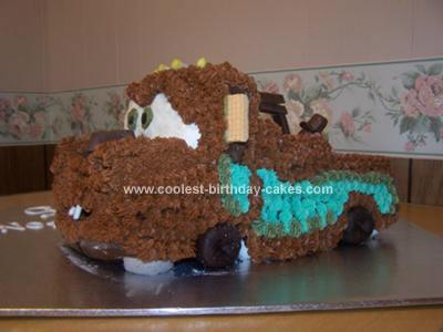 Homemade Mater cake