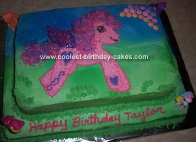 Taylor's My Little Pegasus Pony