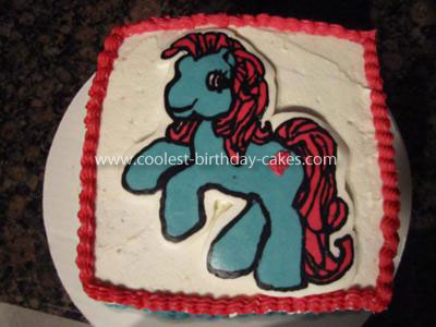 Coolest My Little Pony Cake