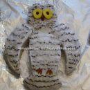 Snow Owl Birthday Cake of 2009
