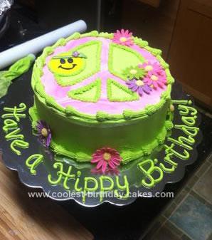 Homemade Peace Cake