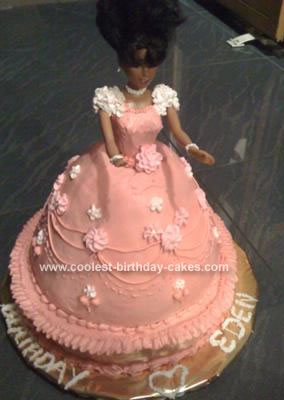 African Princess Birthday Cake For An Friends Pretty Daughter On Her 5th The Girl Is A New Kid In Same Kindergarten As My 5 Year Old
