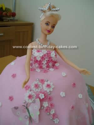 Coolest Princess Birthday Cake Design