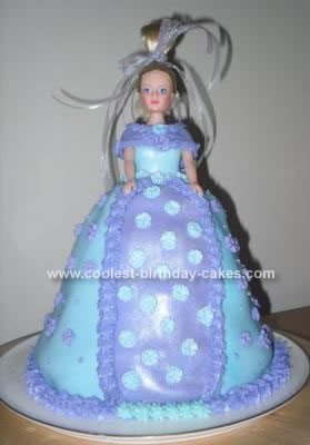 Homemade Princess Cake