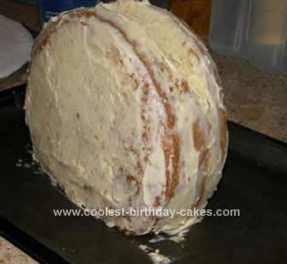 Homemade Purse Cake
