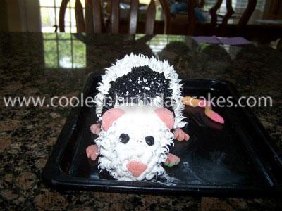 Coolest Rat Cake