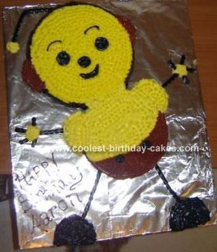Rollie Pollie Ollie Cake