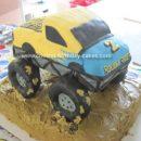 Homemade Rough Rider Cake