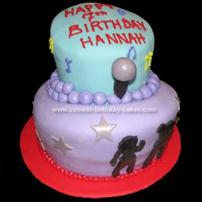 Stupendous Coolest Song And Dance Topsy Turvy Cake Funny Birthday Cards Online Alyptdamsfinfo