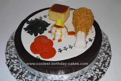 Homemade Soulfood Cake
