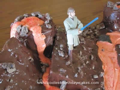 Coolest Star Wars Revenge Of The Sith Cake 24