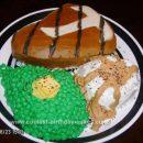 Homemade Steak Dinner Birthday Cake Idea