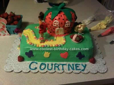 Homemade Strawberry Shortcake and Friends