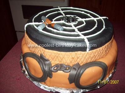 Homemade Target Cake