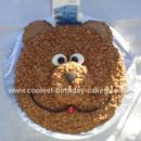 Homemade Teddy Bear Picnic Cake