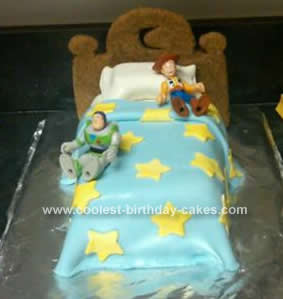 Coolest Toy Story Birthday Cake Design