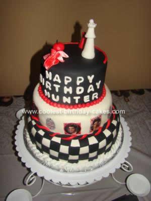Awe Inspiring Coolest Twilight Birthday Cake Funny Birthday Cards Online Overcheapnameinfo