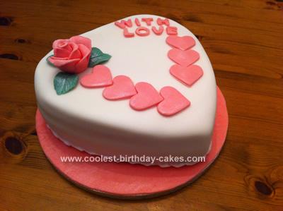 Coolest Valentine S Day Cake