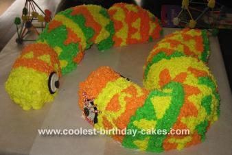 Whirlm Cake from Viva Pinata