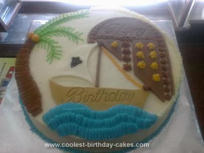 Homemade Zanzibar Cake