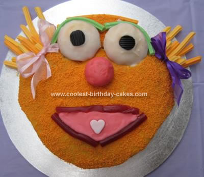 Homemade Zoe Cake