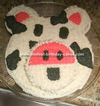 Mason's Cow Cake