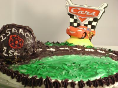Tremendous Homemade Cars 1St Birthday Cake Funny Birthday Cards Online Hendilapandamsfinfo