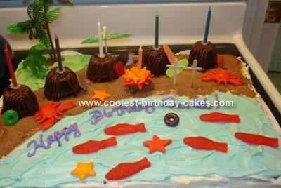 Luau Hut Crab Cake