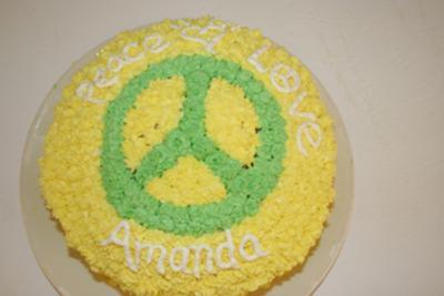 peace, love, Justice