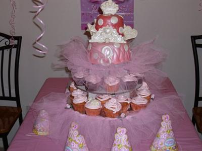 princess ballerina 3 birthday