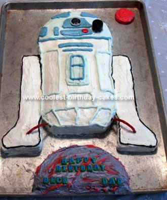 RS-D2 Cake
