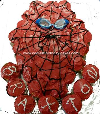 Spiderman with goggles