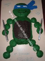Teenage Nutant Ninja Turtle