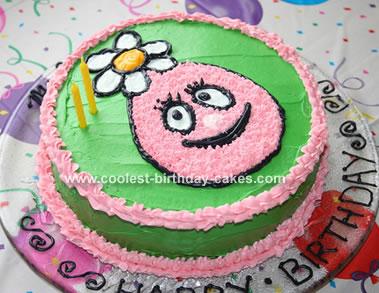 Foofa Cake from Yo Gabba Gabba!
