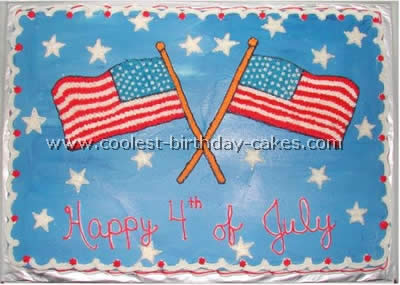 Coolest 4th of July Cakes and How-To Tips