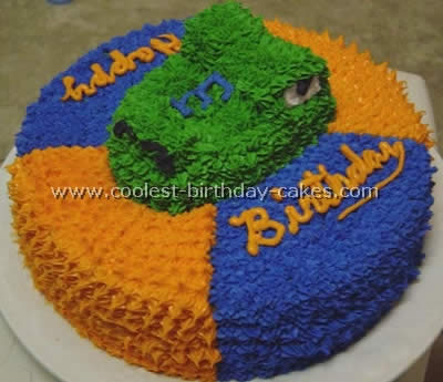 12 Coolest Alligator Cake Ideas For Birthday Inspiration