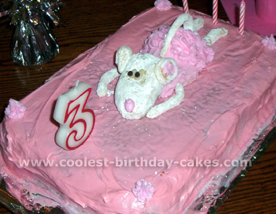 Coolest Angelina Ballerina Cakes on the Web's Largest