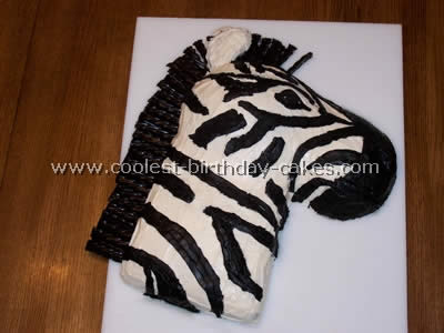 Coolest Homemade Zebra Cakes I never knew this was called zebra cake! coolest homemade zebra cakes