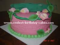 Baby Birthday Cake Photo
