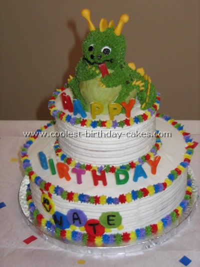 Coolest Baby Einstein Cake Photos and How-to Tips