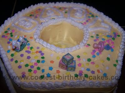 Baby Cake Photo