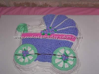Baby Shower Cake Designs