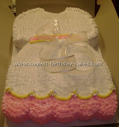 Baby Shower Cake Ideas