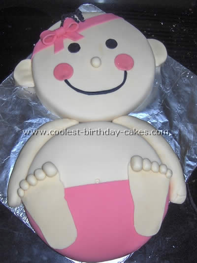 Groovy Coolest Baby Shower Cake Photo Ideas And Tips Funny Birthday Cards Online Amentibdeldamsfinfo