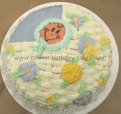 Baby Shower Cake Tips