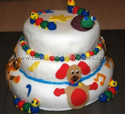Coolest Baby Einstein Birthday Cake Ideas