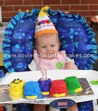 Baby Einstein Cake Photo