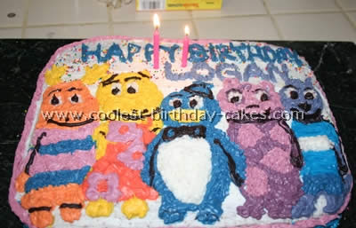 Coolest Backyardigans Cake Photos and Tips