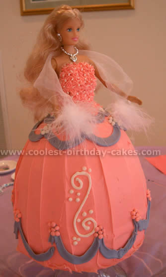 Barbie Birthday Cake Picture